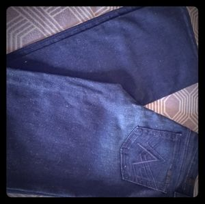 "7 for All Mankind ""A"" pocket jeans"